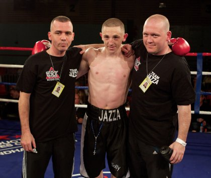 Paul Stevenson: Jazza will make Kid Galahad eat his words