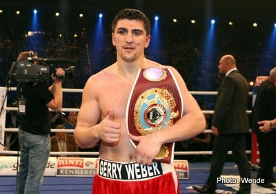 Marco Huck Abel Sanchez: A third fight between Marco Huck and Ola Afolabi is coming   Huck/Afolabi 3