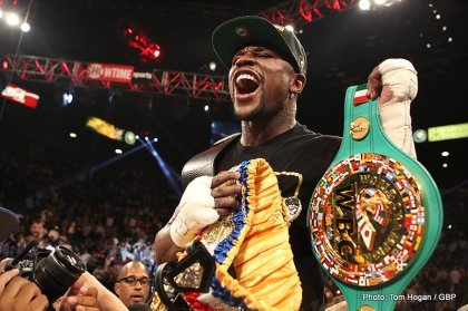Floyd Mayweather Jnr. Critics Keep Moving the Goal Posts to Greatness