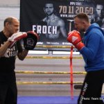 Froch/Kessler 2: Mikkel Kessler media day quotes