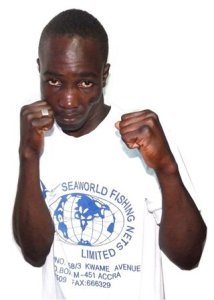 Odoi Laryea fired up for Commonwealth title October 19