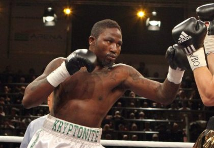 Afolabi looking to KO Huck on June 8th