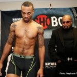 Photos: Thursdays ShoBox Weigh In Weights And Quotes