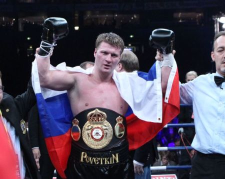 Klitschko vs Povetkin   Immediate Negotiations Ordered by the WBA