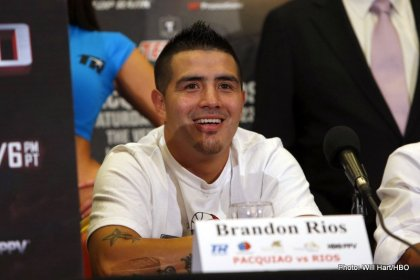 Brandon Rios Media Workout Quotes