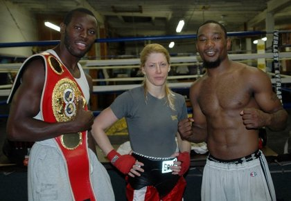 Steve Cunningham Backs Protégé Marianne Marston To Win On 27th April In London