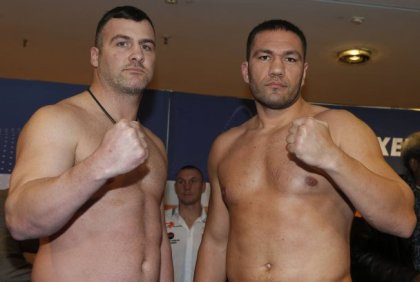 Weights from Neubrandenburg: Pulev vs. Abell