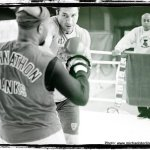 Wladimir Klitschko  training camp photos, interview
