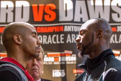 Andre Ward vs. Chad Dawson: Head to Head