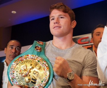 Canelo vs. Trout: 26,000 tickets already sold