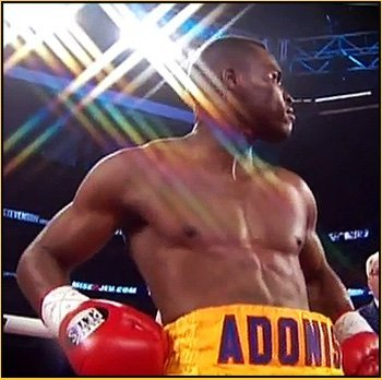 Adonis Stevenson Interview Transcript