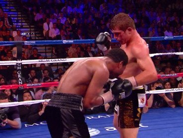 Lederman sees Canelo obliterating Trout on 4/20