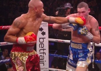 Bellew poised to get title shot against Stevenson Cloud winner