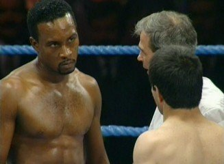 benn736 Nigel Benn: Great Britain's Most Exciting Fighter Of The '80s and '90s!