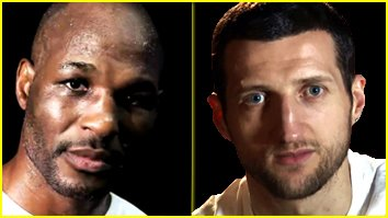 Bernard Hopkins vs Carl Froch