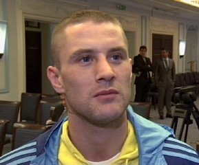 Ricky Burns' next title defense postponed