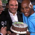 Photos/Video: Bernard Hopkins 172.5 lbs   Karo Murat 174 lbs.