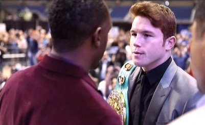 Trout: Whats Canelo going to do when things don't go his way on April 20th?