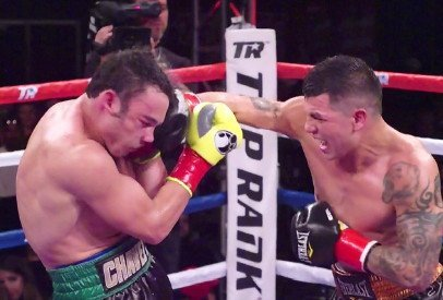 Chavez Sr. wants to see improvement in Julio Jr.