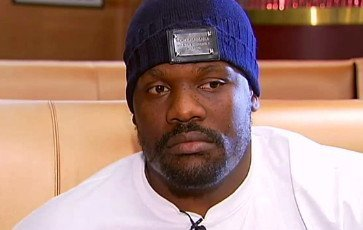 An open letter from Dereck Chisora to Deontay Wilder
