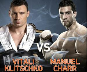 Charr prepared to go 12 rounds to beat Vitali on Saturday