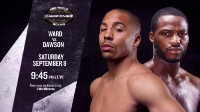 Dawson Ward: Super Middleweight Super Fight