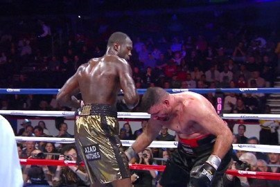 Schaefer wants Deontay Stiverne for WBC heavyweight title