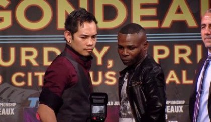 Mayweather picks Donaire to defeat Rigondeaux