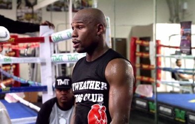 Canelo needs Mayweather more than the other way around