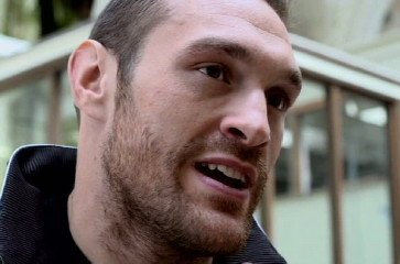 Tyson Fury vs Steve Cunningham on April 20 at The Theater at Madison Square Garden