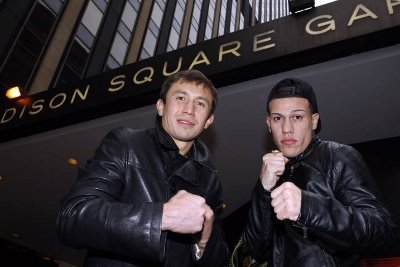 Golovkin vs Rosado on 1/19 at MSG