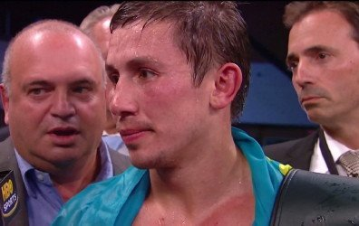 golovkin51 Golovkin destroys Proksa in easy win; Dzinziruk Gonzalez fight to 12 rd draw