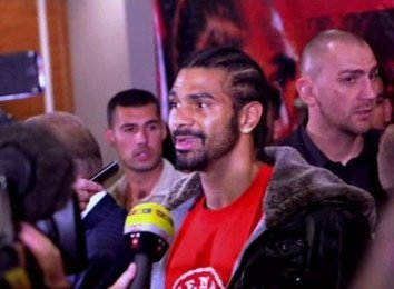 Haye signs contract for Fury bout