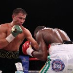 Photos: Golovkin stops Adama