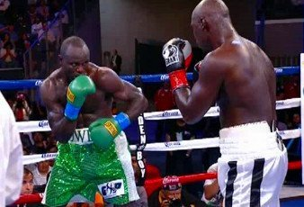 kayode33 Lateef Kayode to campaign at Heavyweight