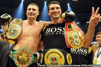 The Klitschko Dream & The Klitschko Legacy