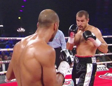Kovalev expected back on March 15th