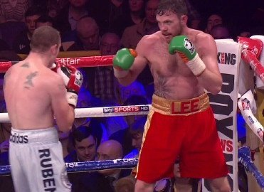 Andy Lee's stock drops in win over Fitzgerald
