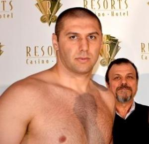 The WBC Celebrates its United States Heavyweight Champion Magomed Abdusalamov