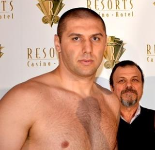 mago998 Rising Heavyweight Star Magomed Abdusalamov Now Ranked WBC #4