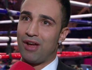 Malignaggi pleased Maidana has accepted fight