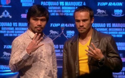 marquez78 Pacquiao vs. Marquez IV: Can Manny knock out JMM?