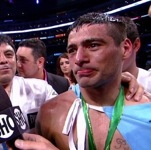 Olusegun and Matthysse battle on Saturday for WBC interim 140 lb title