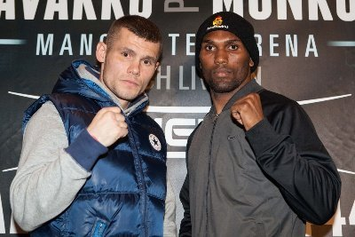 UK Boxing: Pride in Battle undercard quote; No Laughing Matter