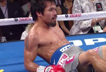 Washed up after one punch – the unglamorous decline of Manny Pacquiao