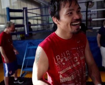 Floyd Sr: Pacquiao could beat Bradley this time