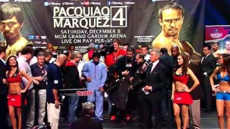Pacquiao vs Marquez IV   Firmly on the Fence