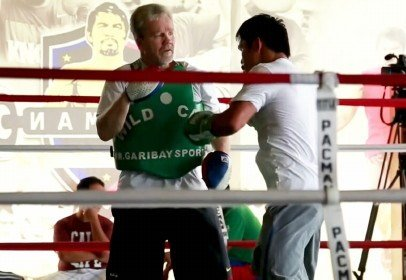 "Pacquiao to Roach: ""Are Those The Guys That Made Fun Of You? Thats All I Need To Know"""