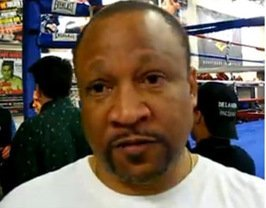 "Trainer Ronnie Shields: ""Emanuel Steward was unbelievable"""