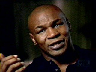 Mike Tyson Interview Transcript